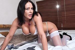 milf with big boobs