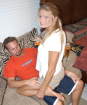 Slutty babe is asking the stranger to help her with her bicycle. She is letting him fuck really hard for it penetrating her juicy holes deep.