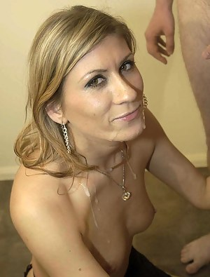 Stunning blonde amateur Anastasia had come to one of our bukkake parties before so knew full well that she would get covered in jizz from a bunch of hard cocked strangers!