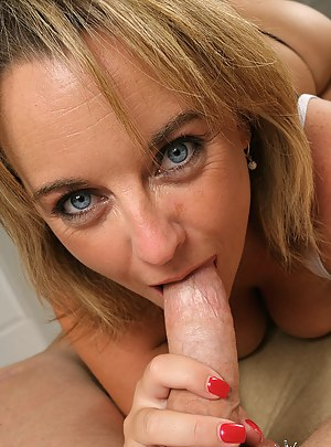 Horny woman is forgetting about it all being fucked passionately by her lover. She is feeling his big cock into her holes and enjoying the process.