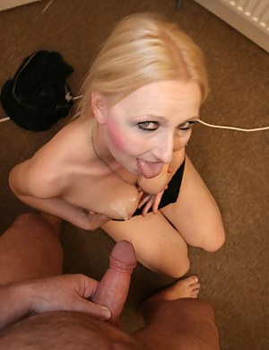 Lets get out a sexy little uniform today Fred.Ill suck your cock till its hard then you can dick me in all my holes.You