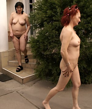 Kinky fucking shit with two mature sluts