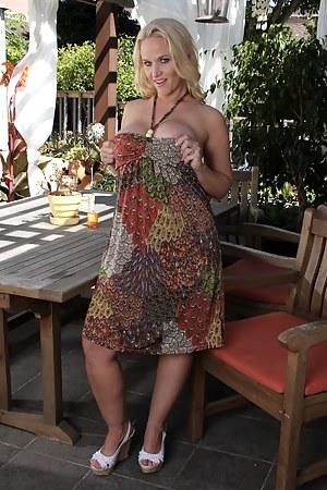 Like my dress?