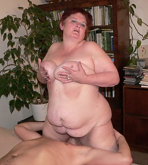 See this mature tubby bitch get fucked like a banshee