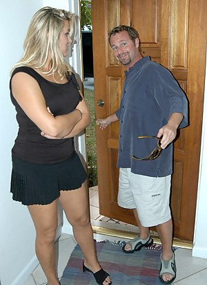 This man is making his lady take off her sexy black dress and to fuck with his. She is ready to be playing with his penis all day long.