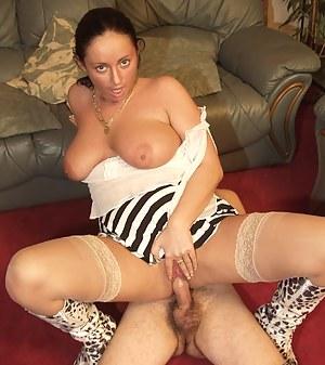Nasty British slut shagged hard by Jim his senior penis