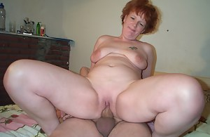mature couple doing the nasty all day long