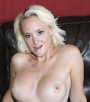 This blonde's filthy dreams will be loved by you. She is enjoying hardcore penetration and giving her lover sensational blowjob on camera.