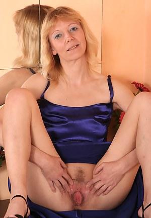 At 47 years old Monika still has a smoking hot body