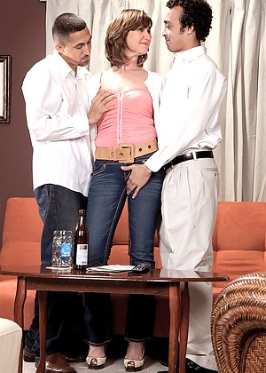 Two Servings Of Cock For The Restaurant Manager