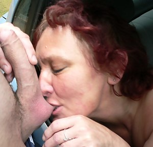 Big tits and a mouth to die for