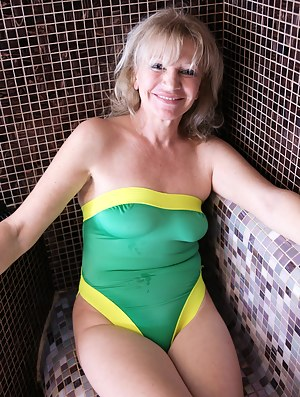 These mature women love to relax and unwind