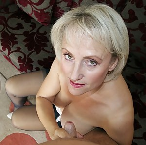 This week I have for you lots of wanking and jerking and blowjob photos, and later on in the week you have the video to
