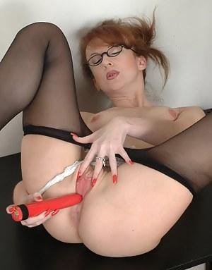 redhead mature milf