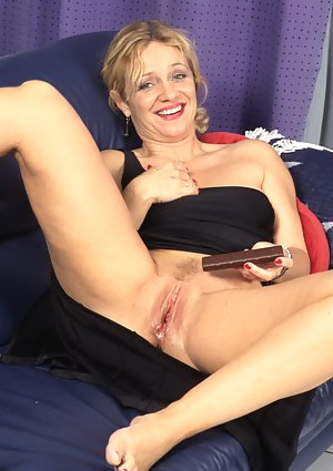 Mama has got a chocolatebar to play with