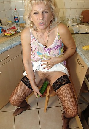 horny in the kitchen