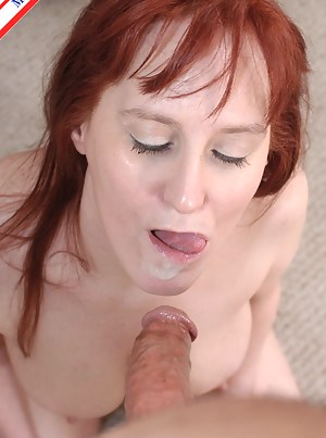 This usa housewife shows how good she is in oral exams