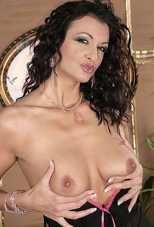 Dark haired and toned, Daniela is the perfect MILF.