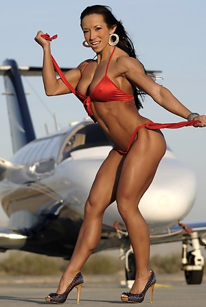 Patricia Beckman, Planes and Abs
