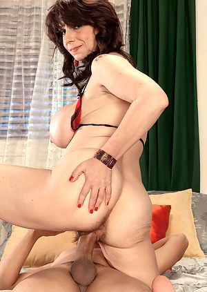 Big-titted, Hairy-pussied Girls Are Easy