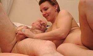 Mature couple having great fucking sex