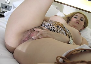 Naughty Marisol is one hot mature nympho