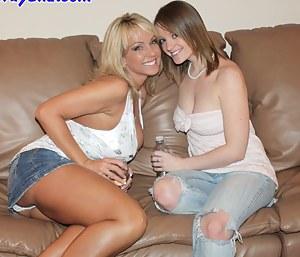 Alyshas Threesome