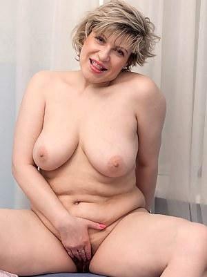 Busty Marianna Shows Her Big Soft Boobs
