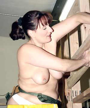 I found these photos unused in my data base. I hope you enjoy them. How many times do you get to see a chick naked with