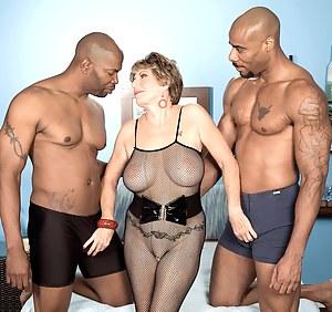 Two Big, Black Cocks For Bea Cummins!
