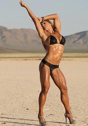 Karina Nascimento, Sand Frosted Beauty