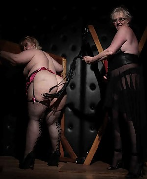 Hi GuysI met up with my friend Clair Knight she loves to discipline me in the dungeon.She strapped me to the David Cross