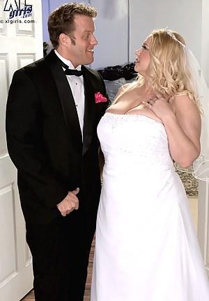 My Big Plump Wedding And Honeymoon