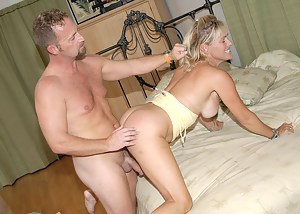 Kinky woman wants her partner to slap her ass and to drill her juicy holes. She is glad to show her sensational blowjob skills.