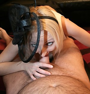 This posh lady thinks she is in control,but Tracey still finds her rough old labourer fucking her tight little pussy