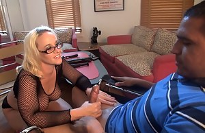 I know how much you like stroking your hard cocks to my wet, married pussy. Watching you stroke gets me so horny. We invited a Siren Stroker to sit in front of me while I fuck myself. Shoving my monster toys in my pussy and asshole. Squirting all over mys