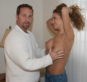 Horny woman is enjoying wild sex with her man. She is getting punished hard and demonstrating sensational blowjob skills.