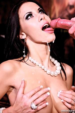 Gorgeous High Class Slut Megan Coxxx Gets a VIP Pounding