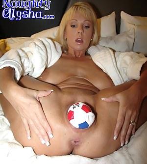 Alysha's Got Balls