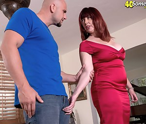 A Big Cock For Heather's Virgin Asshole