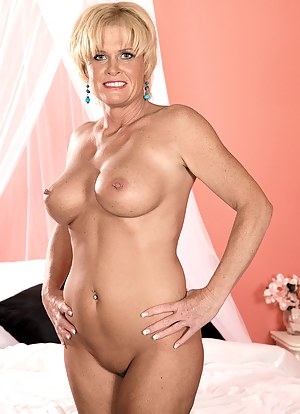 Blonde, Pierced And Horny