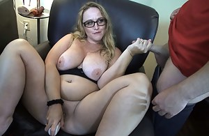One of my Siren Strokers has been drying to jerk off on me with other guys. He got a room for us and hubby invited over a few guys. We all hung out, had a smoke, and talked for a bit. As soon as Mr Siren took out the camera they took out their dicks. Watc