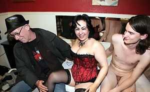 Horny and young dude fucking an amsterdam hooker hardcore