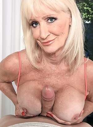 MILF Tit Fucking Porn Pictures