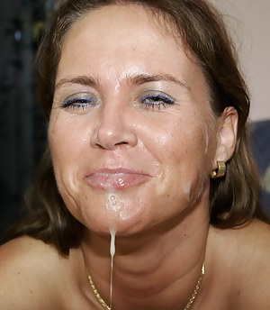This horny housewife really loves that cock