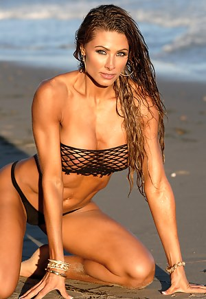 Lauren Hunter, Fitness Goddess
