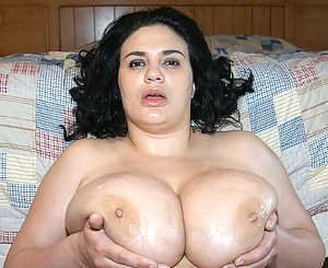 Amateur tries her best to make her man pleased with her natural tits. She sure knows how to handle those amazing breast.
