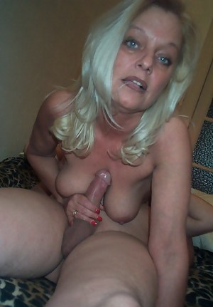 horney housewife gets a good fucking