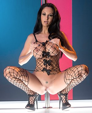Sexy Ava Addams is at
